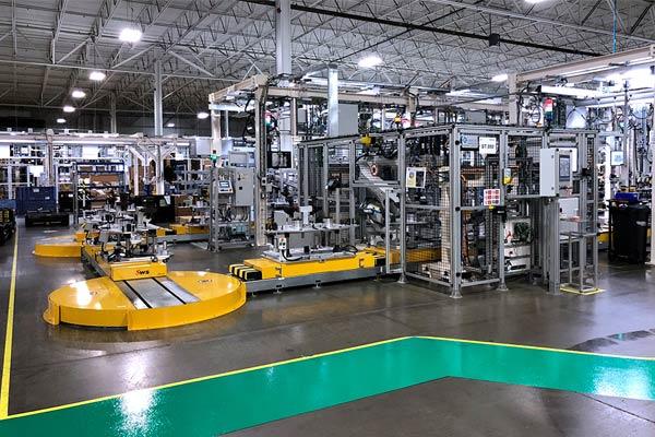 automazione industriale Bentler America